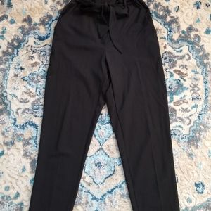 H&M high waisted dress pant